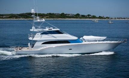Luxury Sportfishing Yacht Charters