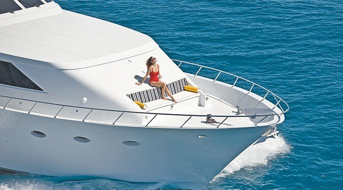 Motor Yacht or a Sailing Yacht