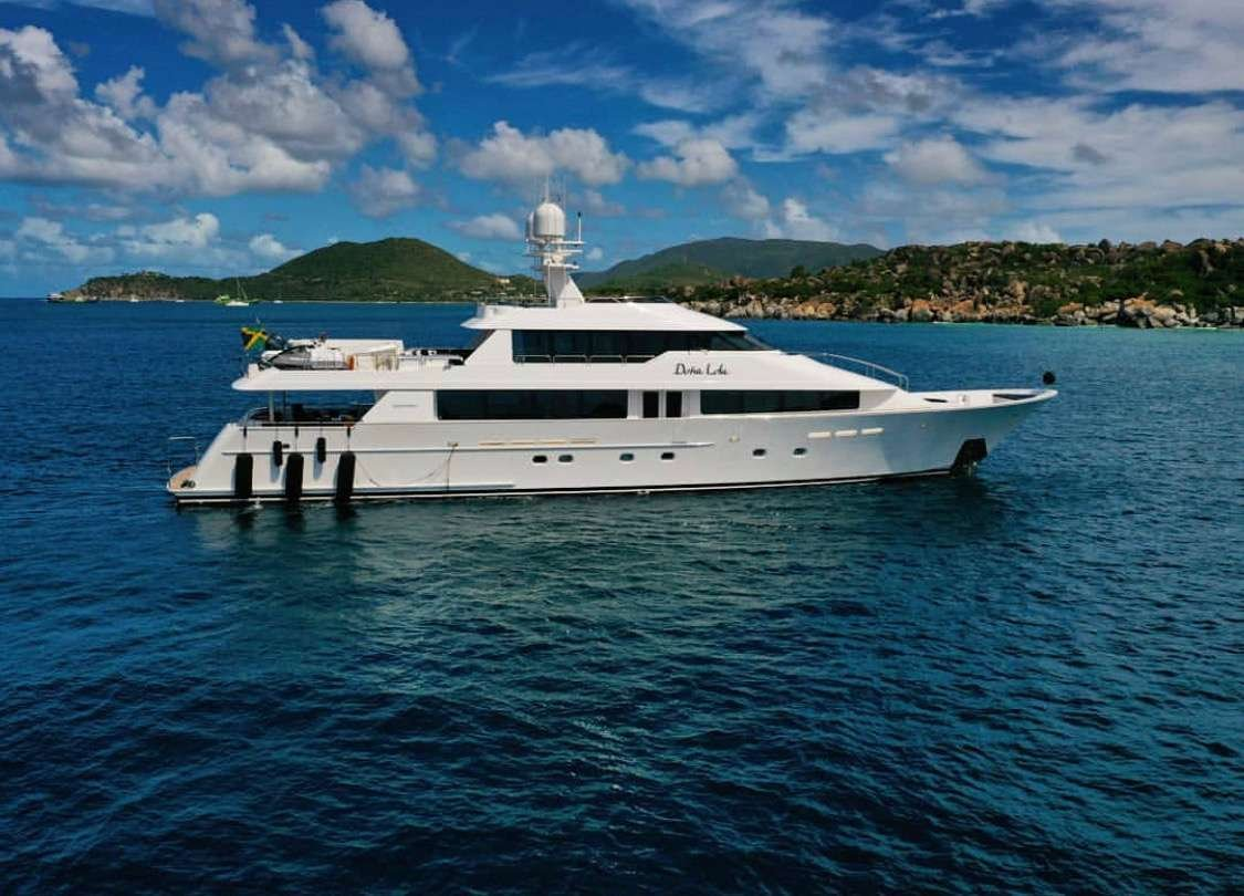 Motor Yacht 'DONA LOLA', 10 PAX, 7 Crew, 130.00 Ft, 39.00 Meters, Built 2003, Westport, Refit Year 2018