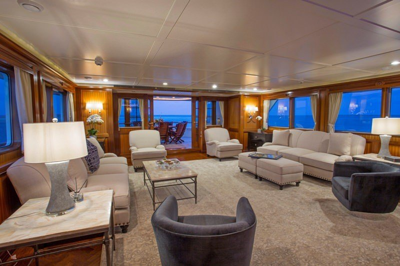 Motor Yacht 'LADY VICTORIA', 8 PAX, 5 Crew, 120.00 Ft, 36.00 Meters, Built 1991, Feadship, Refit Year 2019