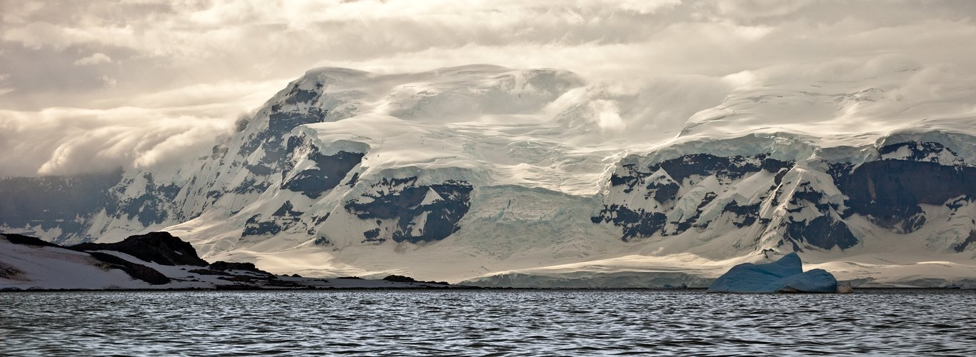Antartica Yacht Charters