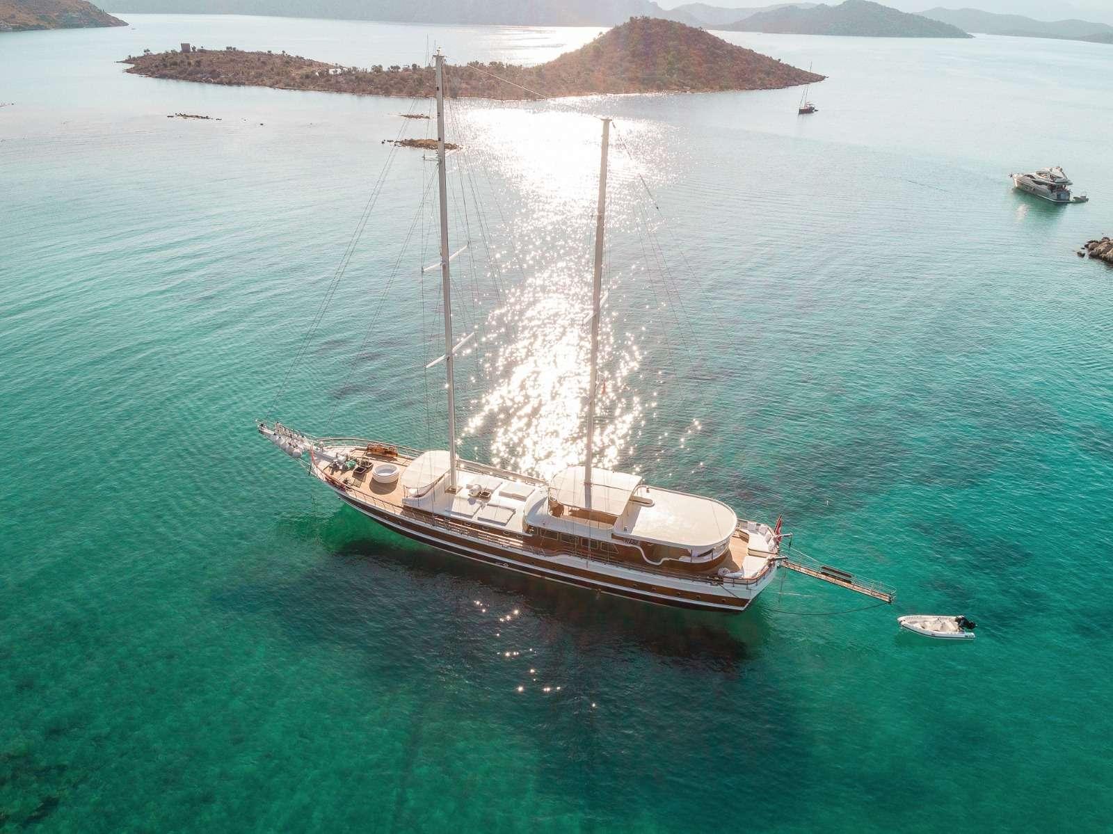 Motors Yacht 'Motors', 16 PAX, 7 Crew, 147.00 Ft, 45.00 Meters, Built 2017, Bozburun, Refit Year
