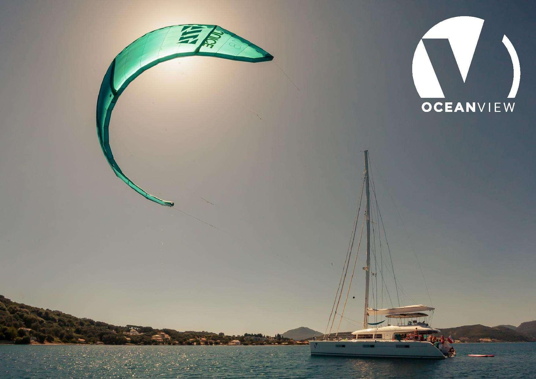 Catamaran Yacht 'OCEAN VIEW' S/Y OCEAN VIEW, 6 PAX, 2 Crew, 62.00 Ft, 18.00 Meters, Built 2014, Lagoon, Refit Year 2016