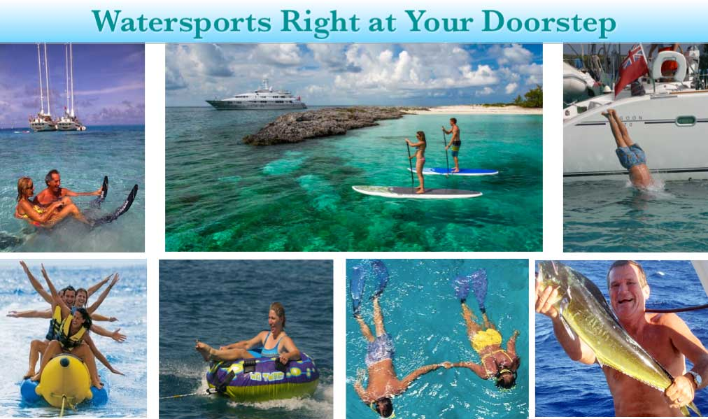 Caribbean catamaran charter specials with all-inclusive water sports for your exclusive enjoyment.