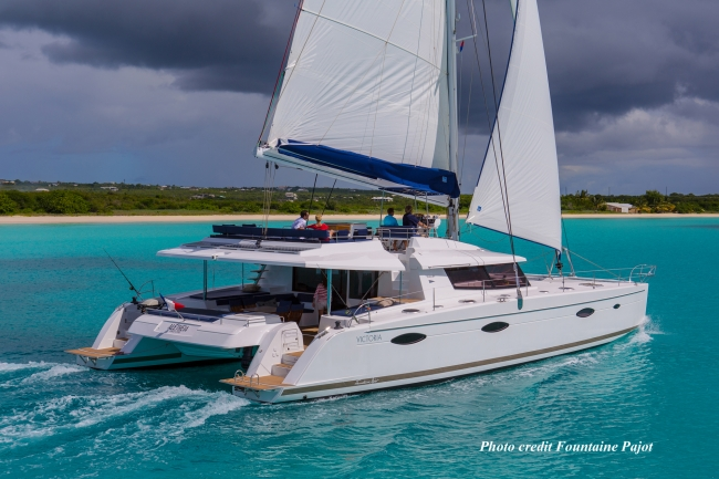 Best New BVI Catamaran Charter - Nenne