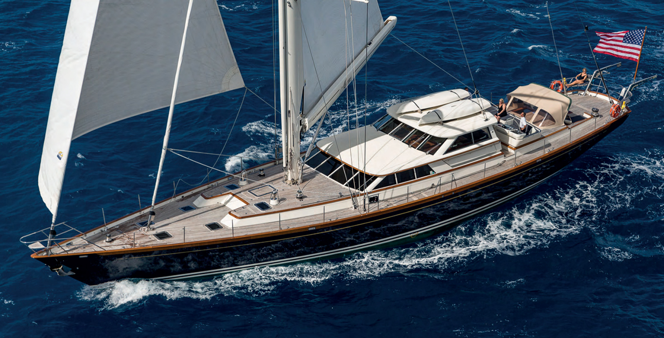 Sailing Yacht Marae - Best New England Yacht Charter on a Sailboat
