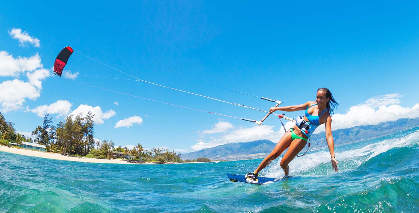 Luxury Kitesurfing Holidays on Private Luxury Yacht Charters
