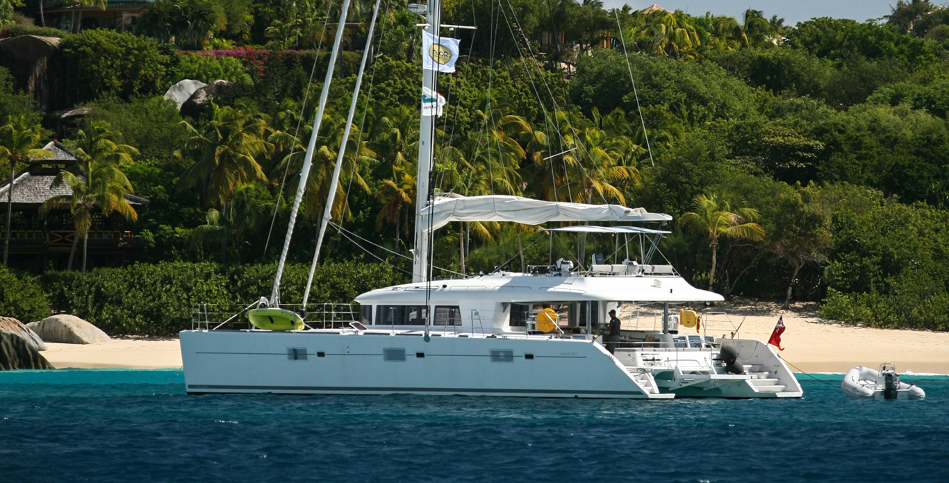 Lagoon Catamaran Charter - the Ideal Catamaran Charter Layout