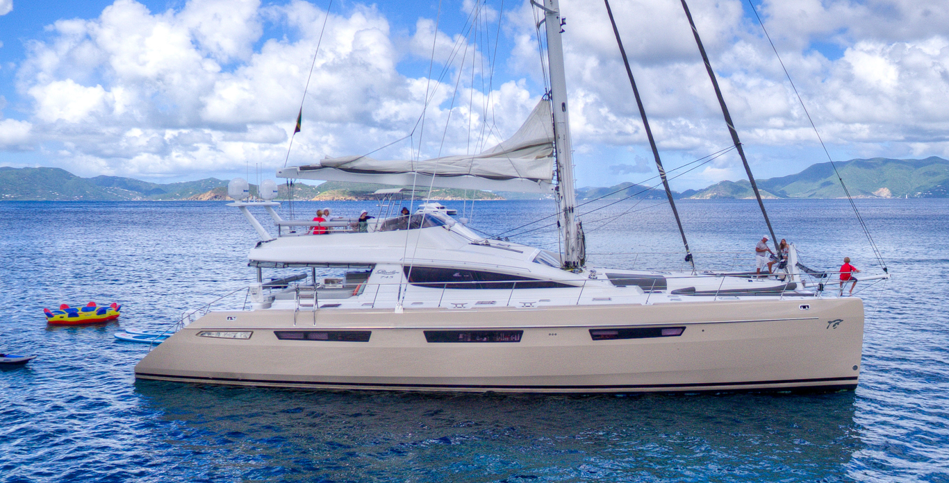 Take Advantage of These BVI Catamaran Charter Discounts