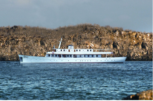 Grace Galapagos Luxury Yacht Charter