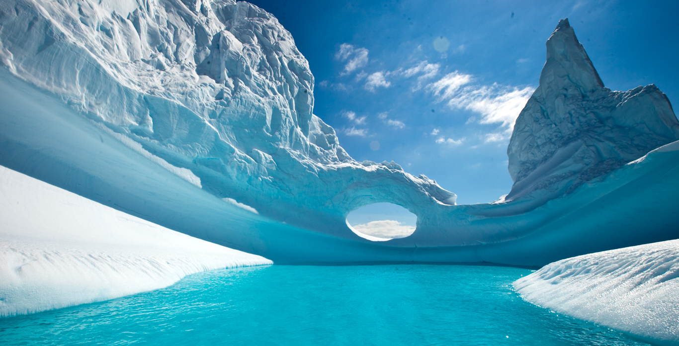 Antarctica Expedition Cruise - Super Yacht Legend